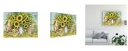 """Trademark Global Kathleen Parr Mckenna Tuscan Day Canvas Art - 20"""" x 25"""""""