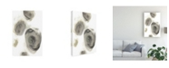 """Trademark Global June Erica Vess Water Stones II Canvas Art - 15"""" x 20"""""""