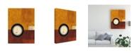 "Trademark Global Pablo Esteban One Vertical Canvas Art - 19.5"" x 26"""