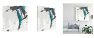 "Trademark Global June Erica Vess Extant IV Canvas Art - 19.5"" x 26"""