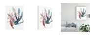 "Trademark Global Jennifer Goldberger Sweet Seaweed I Canvas Art - 15.5"" x 21"""