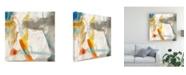 "Trademark Global Sisa Jasper Defy III Canvas Art - 19.5"" x 26"""
