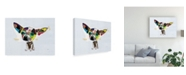 "Trademark Global Michel Keck Chihuahua I Canvas Art - 27"" x 33.5"""