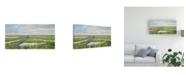"Trademark Global Peter Snyder Last Mountain Lake Bird Sanctuary Canvas Art - 27"" x 33.5"""