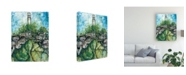 "Trademark Global Peter Potter San Francisco Coit Canvas Art - 19.5"" x 26"""
