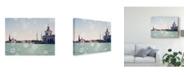 "Trademark Global Sylvia Coomes Venice Bokeh VII Canvas Art - 20"" x 25"""