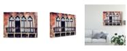 """Trademark Global Sylvia Coomes Venice Bokeh XV Canvas Art - 37"""" x 49"""""""