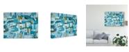 """Trademark Global Julie Joy Our Dance III Canvas Art - 37"""" x 49"""""""