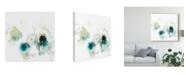 "Trademark Global June Erica Vess Microcosm I Canvas Art - 27"" x 33"""