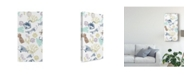 "Trademark Global Prunis Dulcis Playing Among Corals I Canvas Art - 20"" x 25"""