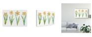 """Trademark Global Courtney Prahl Spring has Sprung VII Canvas Art - 15"""" x 20"""""""