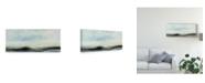 "Trademark Global Sharon Gordon Horizon View I Canvas Art - 15"" x 20"""