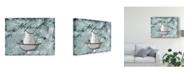 "Trademark Global Jade Reynolds Relax Refresh I Canvas Art - 37"" x 49"""