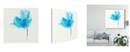 "Trademark Global June Erica Vess Expressive Blooms V Canvas Art - 15"" x 20"""
