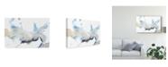 "Trademark Global Jennifer Goldberger Bloom Cloud I Canvas Art - 20"" x 25"""