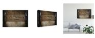 "Trademark Global Christine Sainte-Laudy Nothing Canvas Art - 20"" x 25"""