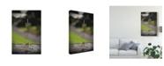 "Trademark Global Christine Sainte-Laudy Wild and Proud Canvas Art - 37"" x 49"""