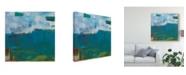 "Trademark Global Sue Jachimiec Hey Day II Canvas Art - 15"" x 20"""