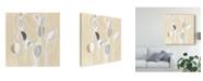 "Trademark Global June Erica Vess String Garden I Canvas Art - 15"" x 20"""