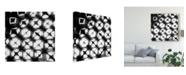 "Trademark Global Chariklia Zarris Graphic Shibori I Canvas Art - 20"" x 25"""