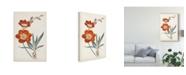 """Trademark Global Curtis Curtis Garden Beauties V Canvas Art - 37"""" x 49"""""""