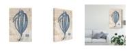"Trademark Global Vision Studio Seaweed Arrangement IV Canvas Art - 20"" x 25"""