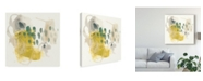 "Trademark Global June Erica Vess Apex Formula I Canvas Art - 27"" x 33"""