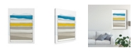 "Trademark Global Rob Delamater Pacific Horizon I Canvas Art - 37"" x 49"""