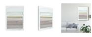"Trademark Global Rob Delamater Pacific Horizon IV Canvas Art - 20"" x 25"""