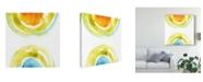 "Trademark Global June Erica Vess Prisma Circuit I Canvas Art - 20"" x 25"""