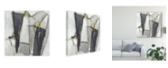 "Trademark Global June Erica Vess Locus I Canvas Art - 15"" x 20"""