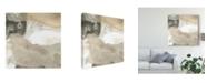 "Trademark Global June Erica Vess Tectonic Drift IV Canvas Art - 20"" x 25"""