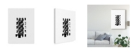 """Trademark Global Jeff Pica NYC in Pure B&W XIII Canvas Art - 20"""" x 25"""""""