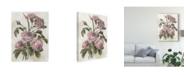 "Trademark Global Melissa Wang A Soft Breath I Canvas Art - 15"" x 20"""
