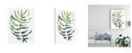 """Trademark Global June Erica Vess Emerald Tropics IV Canvas Art - 15"""" x 20"""""""