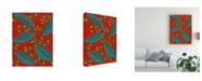 "Trademark Global Regina Moore Stylized Motif III Canvas Art - 15"" x 20"""