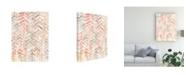 "Trademark Global Chariklia Zarris Barberry I Canvas Art - 20"" x 25"""