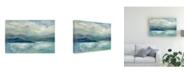 "Trademark Global Silvia Vassileva Early Sunrise Abstract Canvas Art - 20"" x 25"""