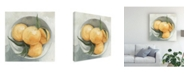 "Trademark Global Emma Scarvey Fruit Bowl I Canvas Art - 15"" x 20"""