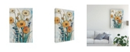 "Trademark Global Tim Otoole Spring Joy I Canvas Art - 15"" x 20"""