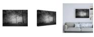 "Trademark Global Saskia Dingemans Frozen in Time Canvas Art - 15.5"" x 21"""