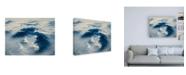 """Trademark Global Design Fabrikken From Above 6 Fabrikken Canvas Art - 19.5"""" x 26"""""""