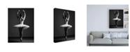 """Trademark Global Design Fabrikken Pirouette Fabrikken Canvas Art - 19.5"""" x 26"""""""