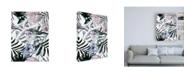 """Trademark Global Design Fabrikken Jungle Fashion 2 Fabrikken Canvas Art - 15.5"""" x 21"""""""