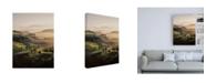"Trademark Global Design Fabrikken Bishop 18 Fabrikken Canvas Art - 19.5"" x 26"""