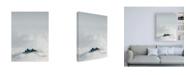 "Trademark Global Design Fabrikken Lost in Mist Fabrikken Canvas Art - 19.5"" x 26"""