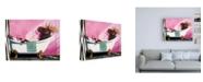 """Trademark Global Lucia Heffernan Retirement Canvas Art - 36.5"""" x 48"""""""