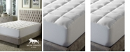 Rio Home Fashions MGM Grand Overfilled Waterproof Mattress Pad Collection