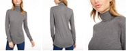 Maison Jules Turtleneck Top, Created for Macy's