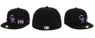 New Era Colorado Rockies Flag Day State 59FIFTY Cap